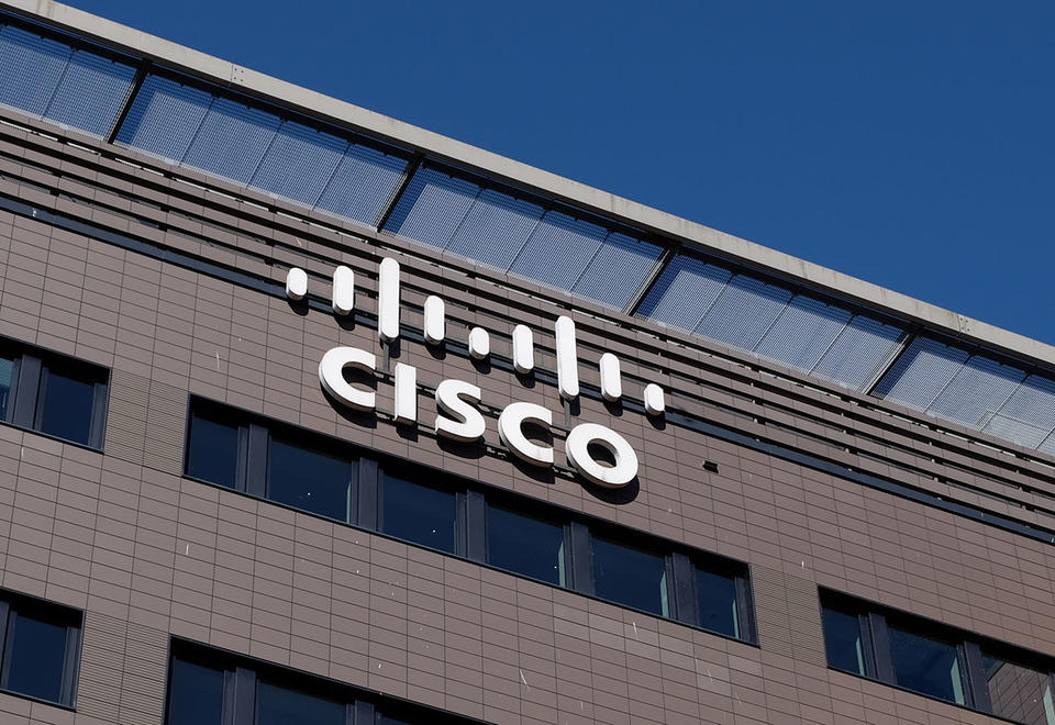 Cisco, Hilton top rankings of world's best places to work