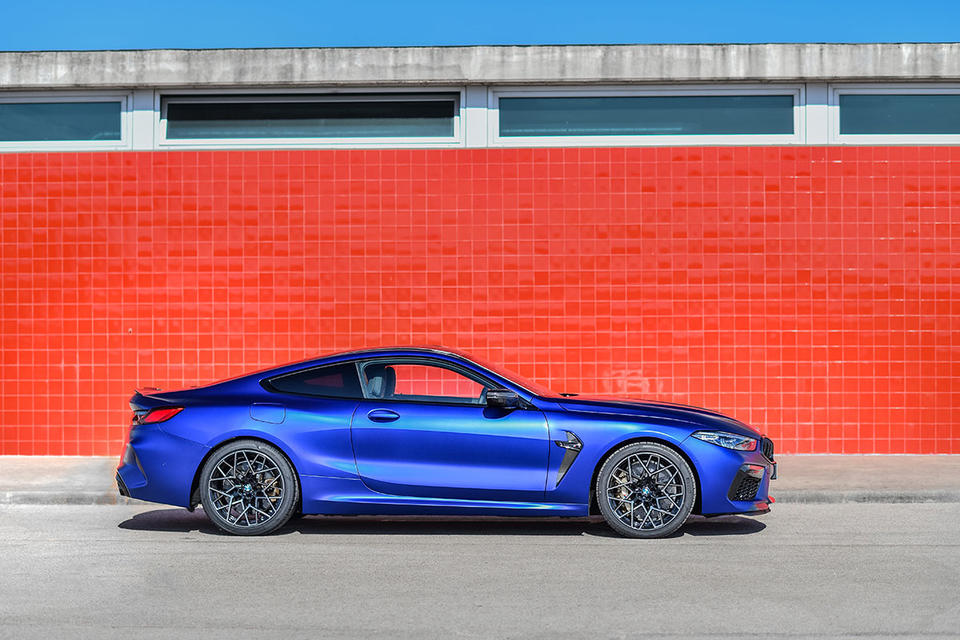 Gallery: The brand new BMW M8 Competition Coupe