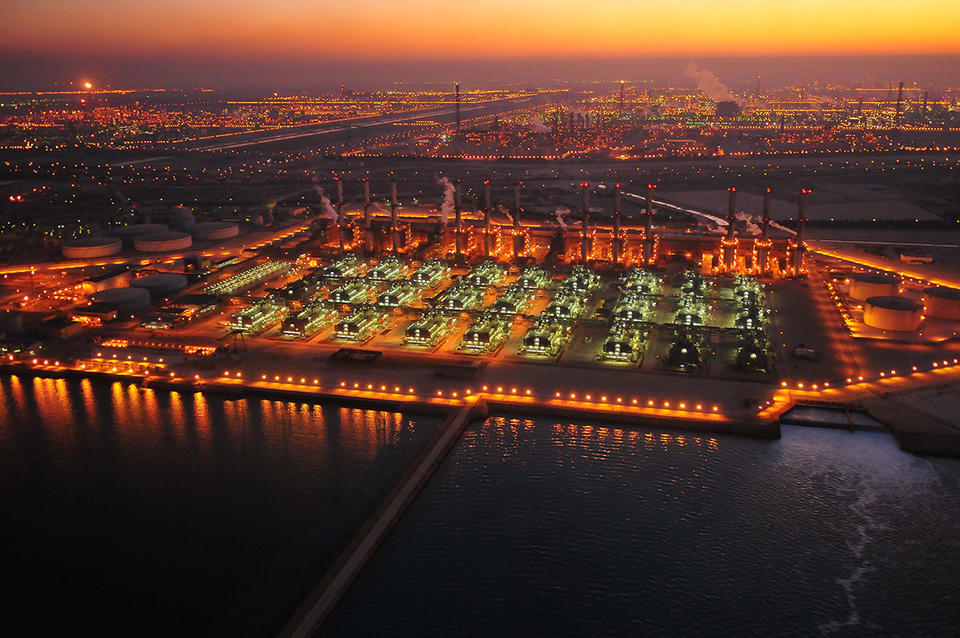 Two workers killed in Saudi Arabia oil refinery accident