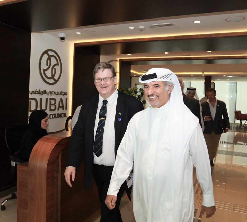 International Esports Federation seeks to make Dubai its global HQ