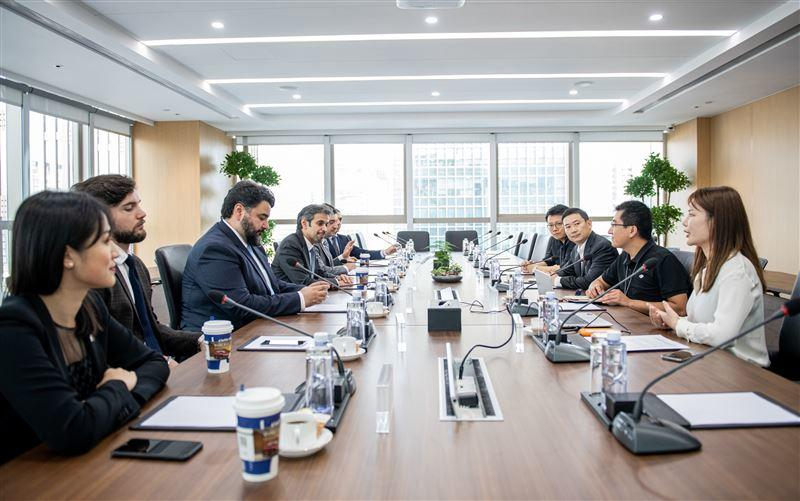 Dubai Chamber expands in China, seeks more technology ties