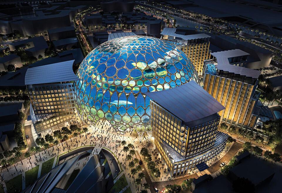 Expo 2020 Dubai plans 'on track' despite coronavirus threat