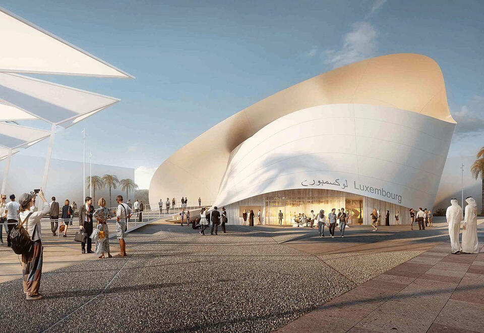 Over 4,000 signed up to visit $35m Luxembourg pavilion at Expo 2020 Dubai