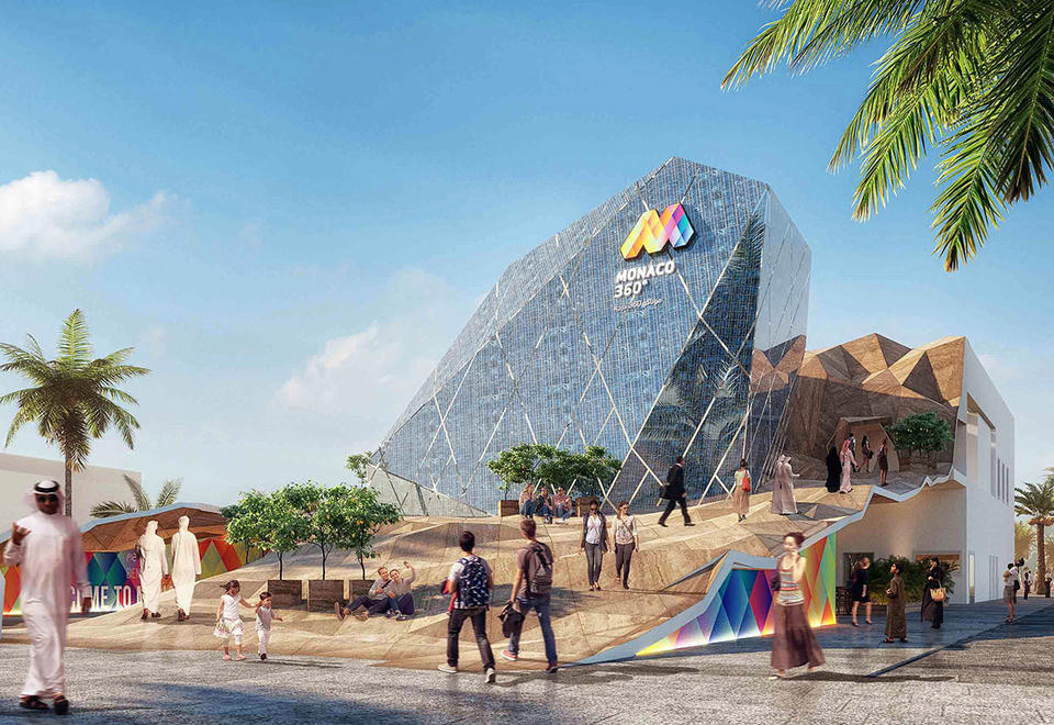 Monaco Pavilion details revealed for Expo 2020 Dubai
