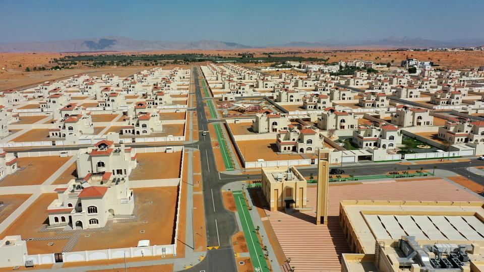 $187m Emirati housing project inaugurated in Al Ain City