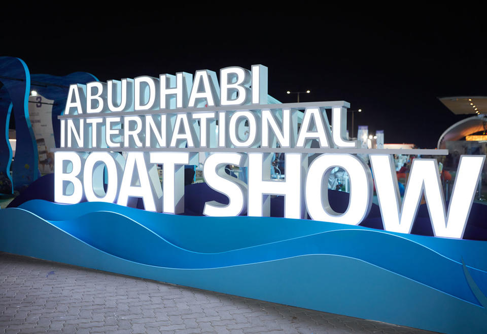 In pictures: First day of Abu Dhabi International Boat Show