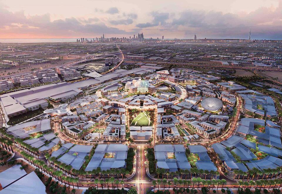 Sri Lanka 'storming ahead' on Expo 2020 Dubai pavilion plans