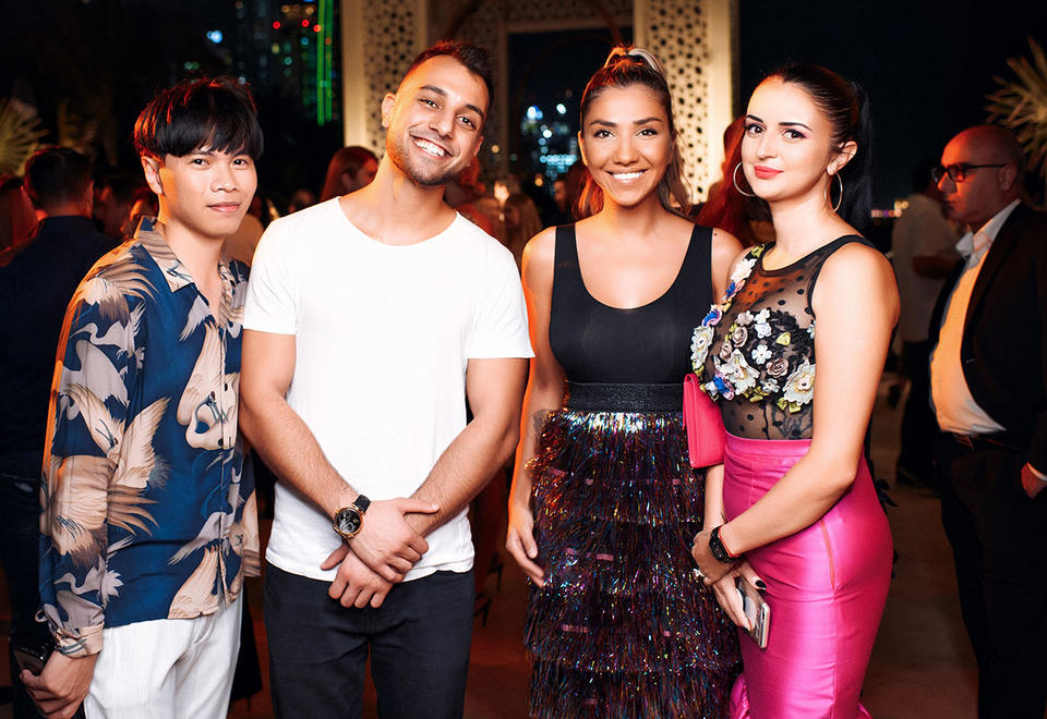 In pictures: Drift Autumn Collective party