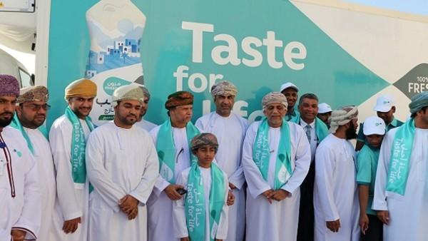 Oman's Mazoon debuts milk, diary products in home market