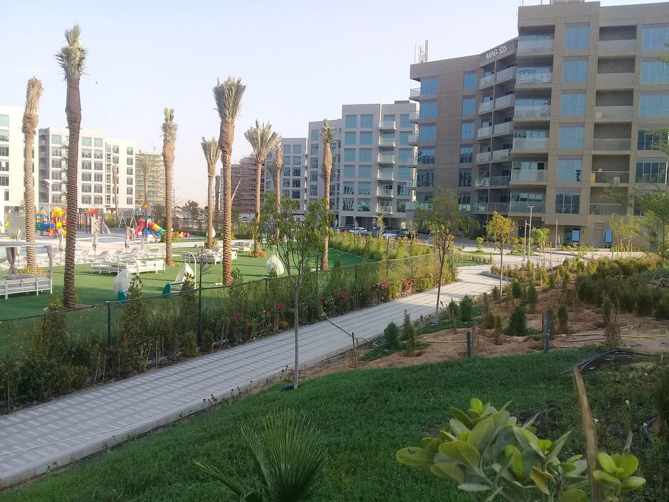MAG Lifestyle Development announces completion of its MAG 5 Boulevard in Dubai South