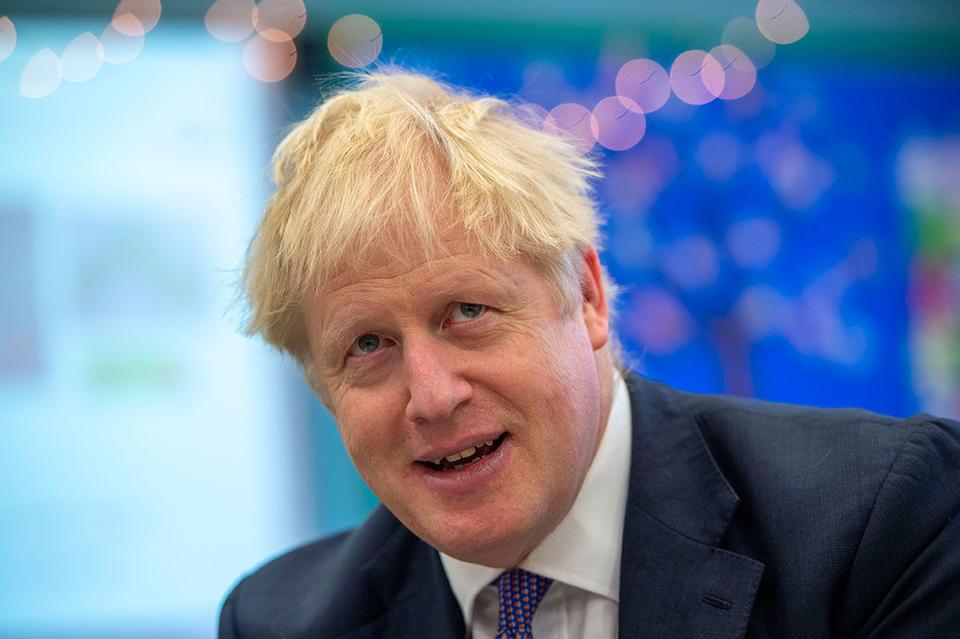Impact of UK polls to be 'felt for decades', says British PM Boris Johnson