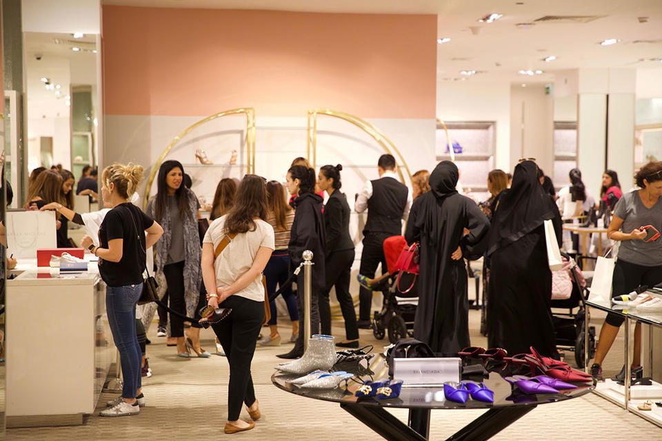Up to 90% off selected goods during 3-day sale in Dubai