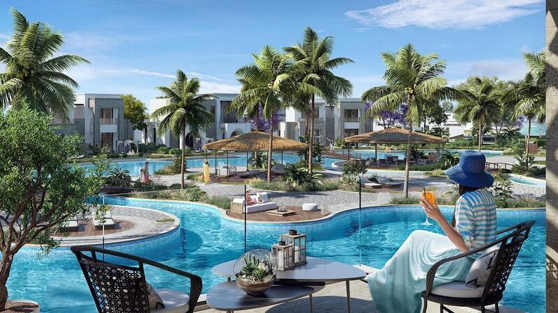 Oman's Muriya unveils luxury Laguna Gardens project