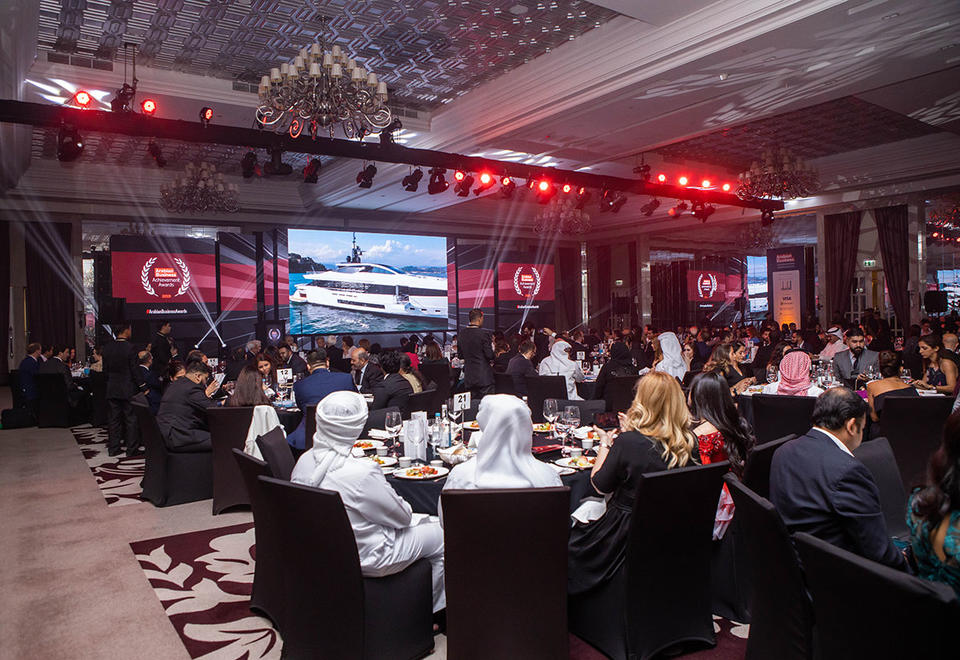 In pictures: Look at the Arabian Business Awards behind the scenes