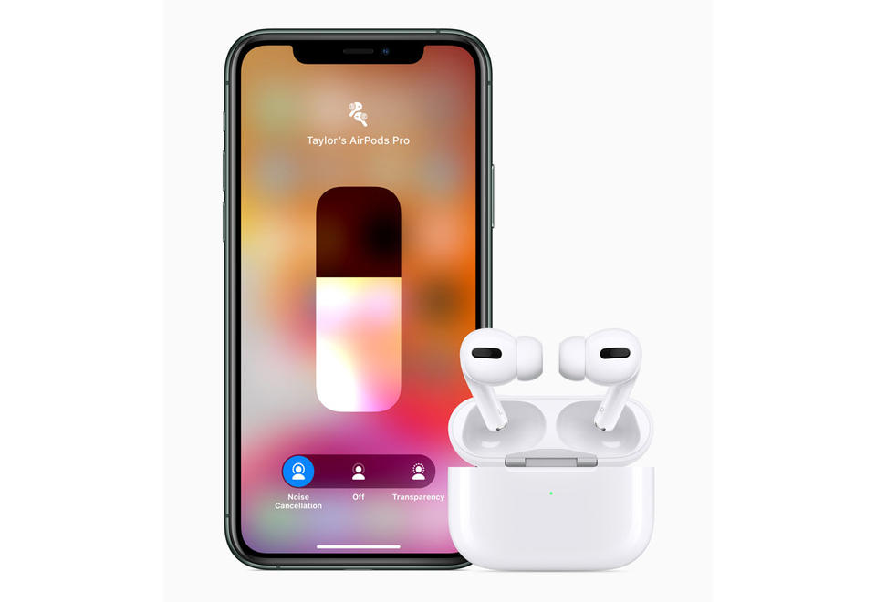 In pictures: The Apple's new AirPods Pro