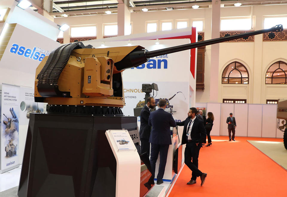 In pictures: BIDEC 2019 at the Bahrain International Exhibition & Convention Centre