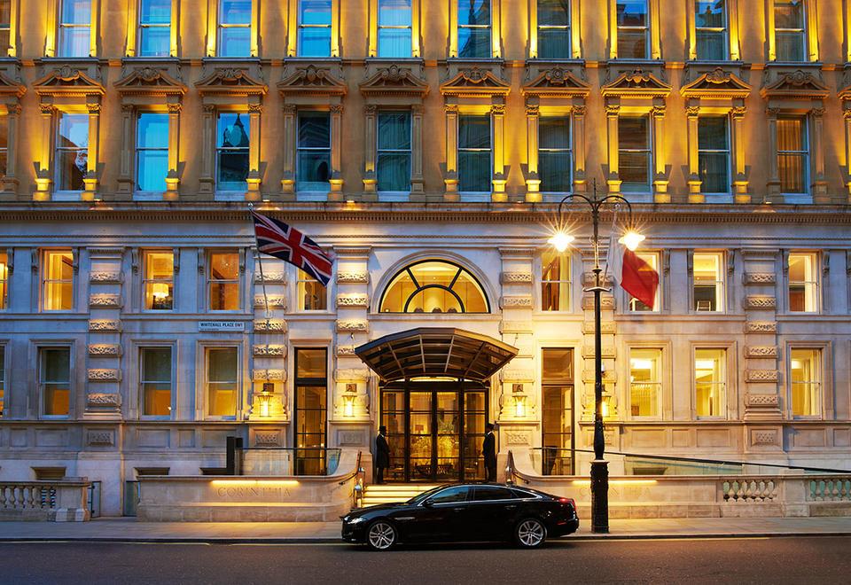 Review: Corinthia London, where British luxury meets politics