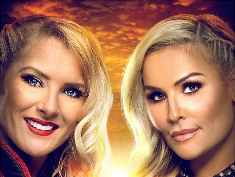 Natalya, Lacey Evans set for Saudi's first all-female WWE match
