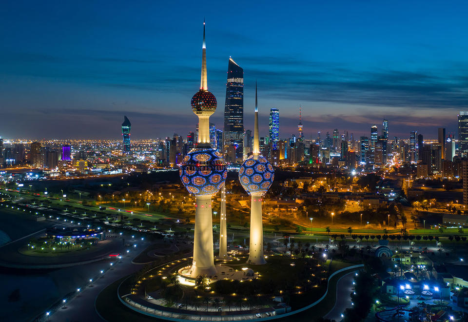 Eight children die in Kuwait City fire