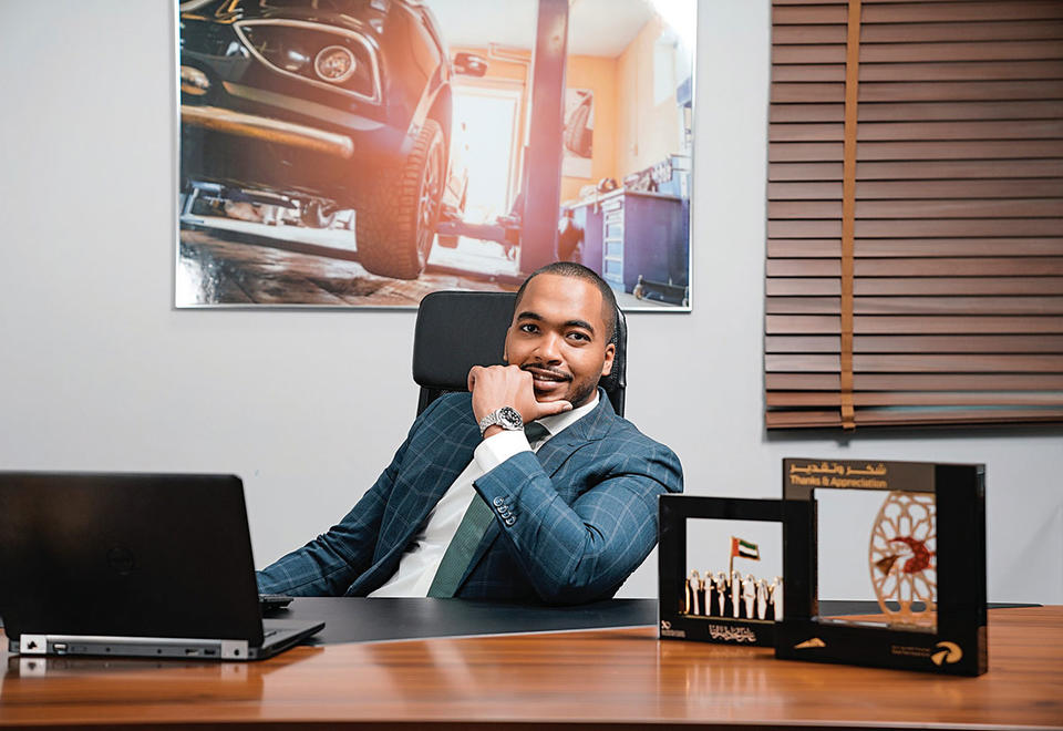 A driving ambition: the story behind OWS Automotive
