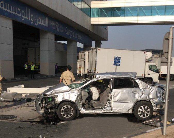 Motorist dies after car plunges from Dubai multi-storey car park