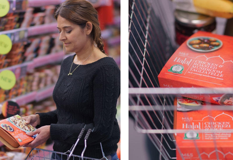 Marks & Spencer to launch own-brand halal ready meals