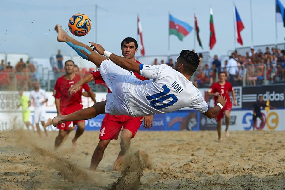 Dubai ready to welcome world's best beach soccer players