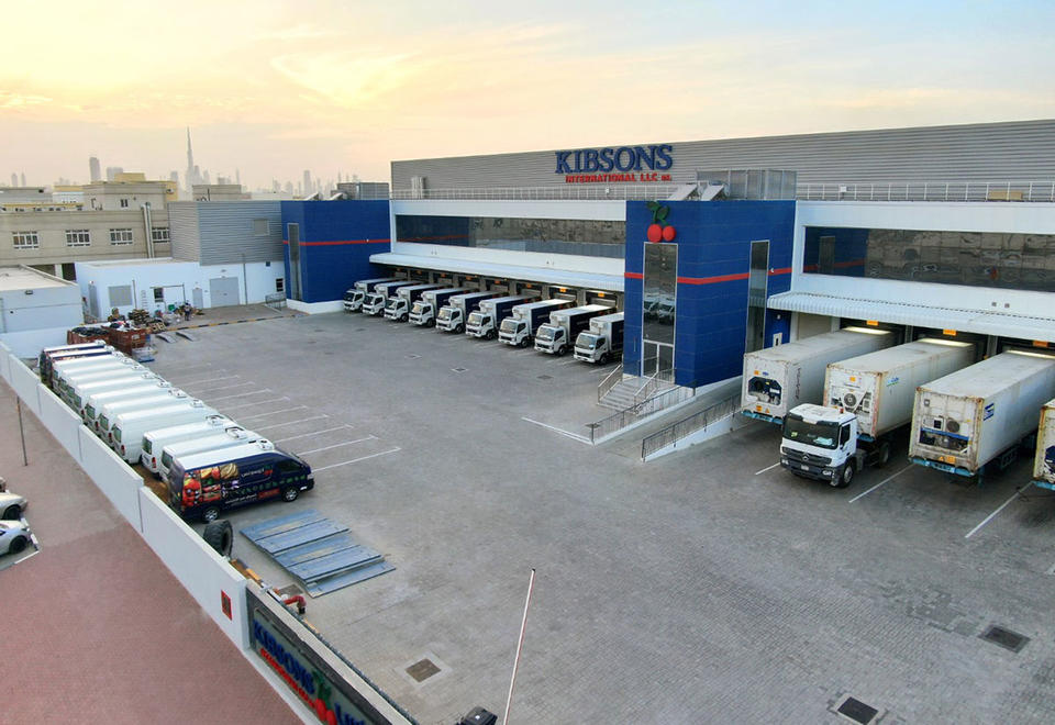 Kibsons cancels orders after warehouse incident