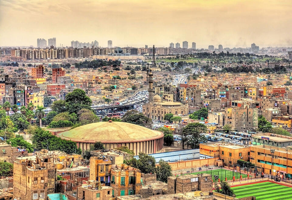 Egypt's real estate market to remain robust, driven by steady economy, local buyers