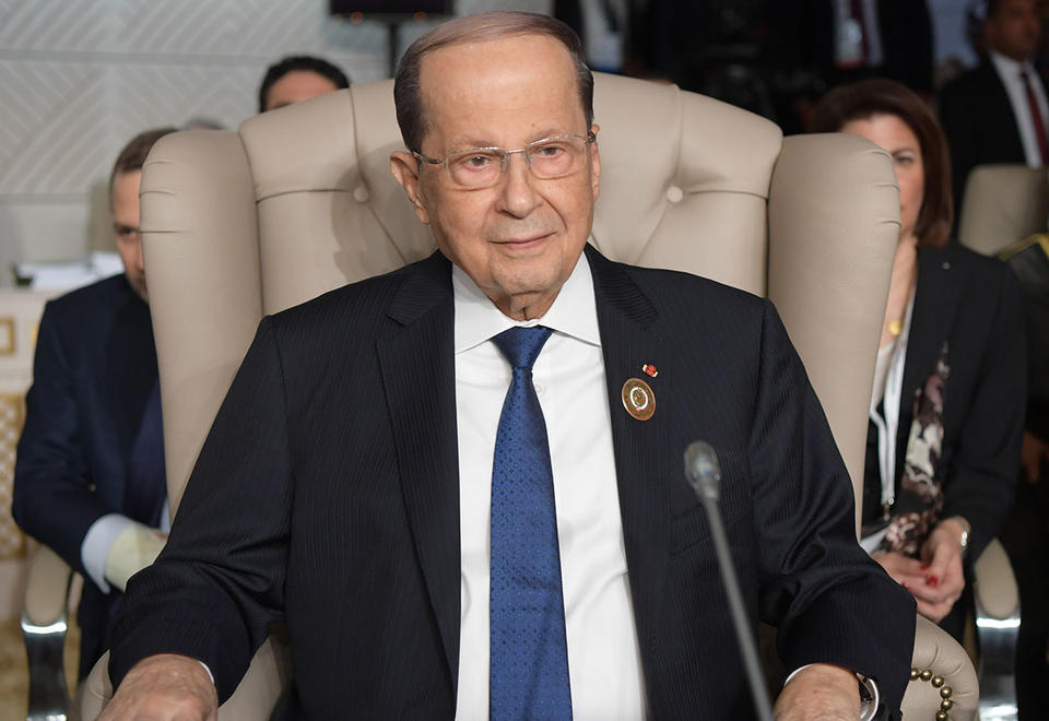 Michel Aoun to chair crisis talks over weekend violence in Lebanon