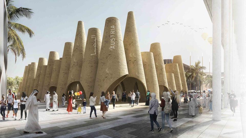 Austria completes first phase of Expo 2020 Dubai pavilion construction