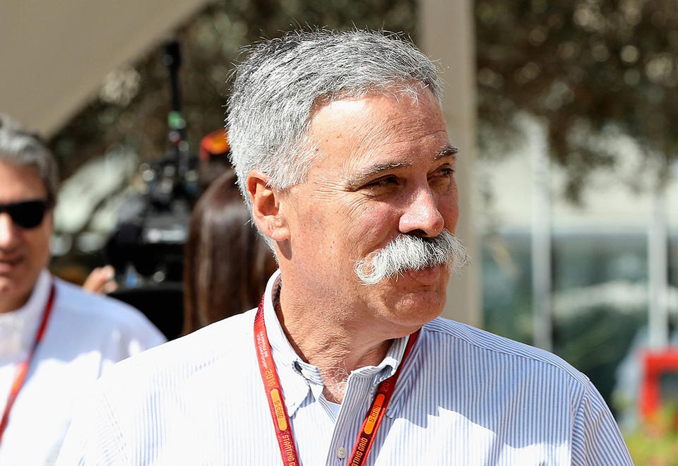 F1 'fully expects' season to start with revised calendar after Azerbaijan postponement