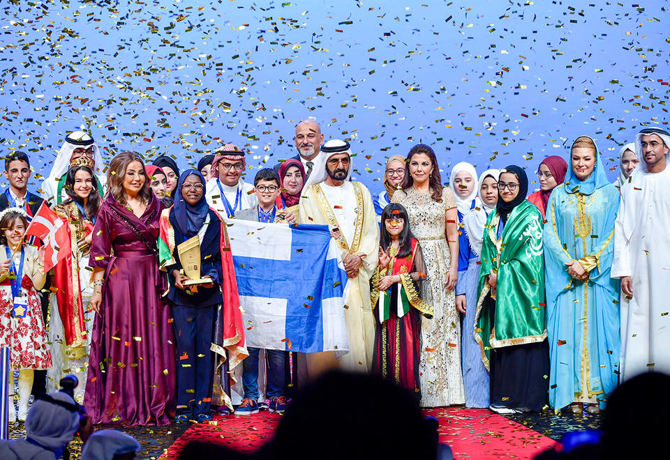In pictures: Hadeel Anwar crowned Arab Reading Challenge 2019 in Dubai