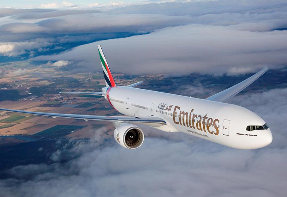 Emirates cancels Manila flights over Typhoon Kammuri threat