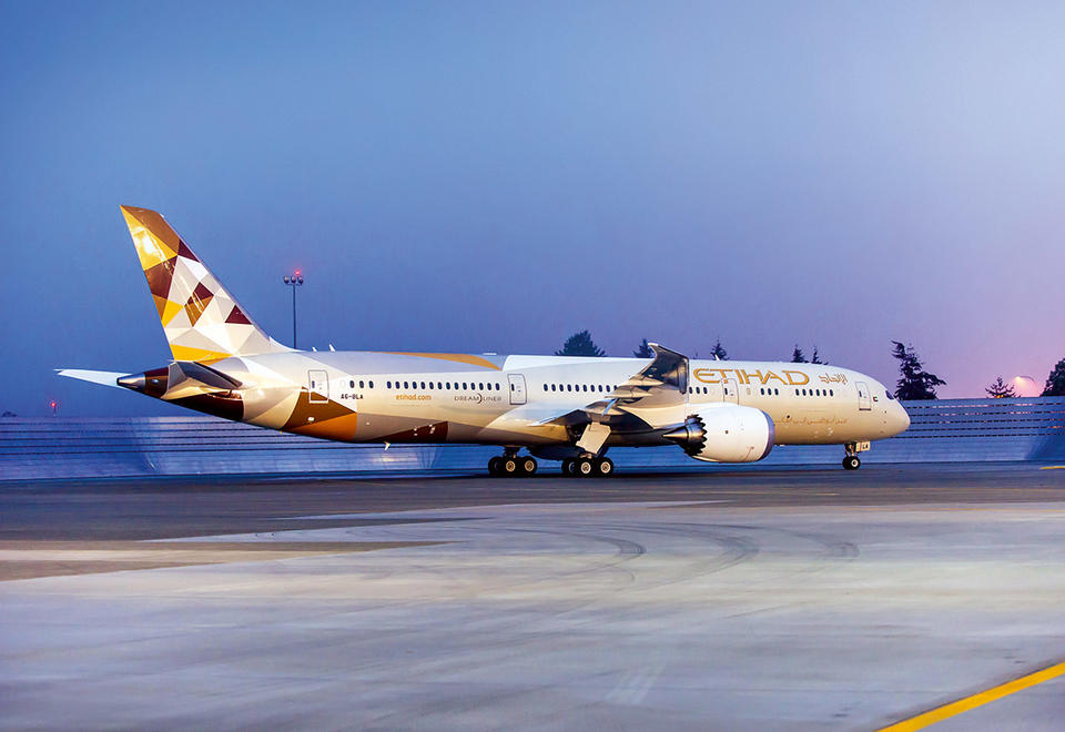 Etihad unit gets nod to train Boeing 777, 787 pilots in Europe