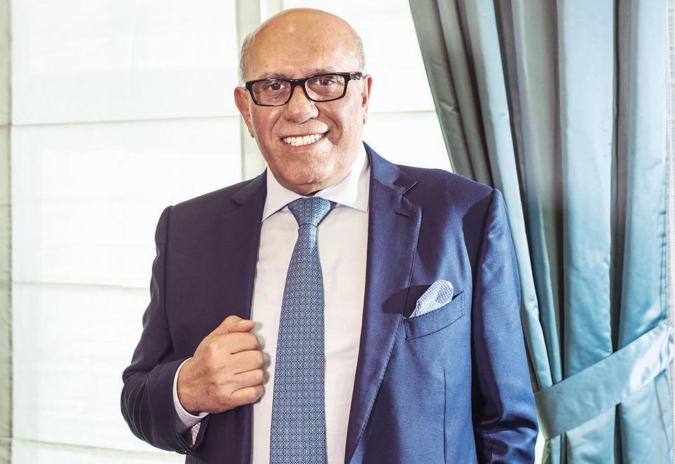 World class: Fouad Mashal, the man behind Abu Dhabi's Al Qana project