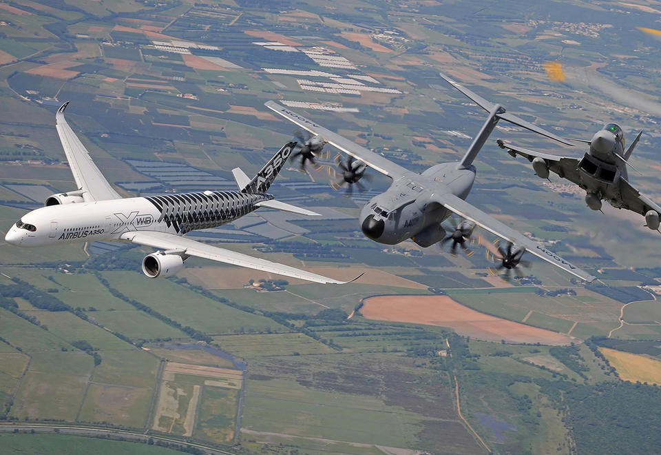 In pictures: Airbus to showcase its wide variety of aircraft at Dubai Airshow 2019