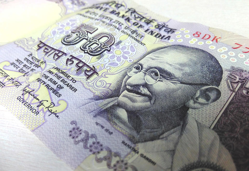 India relaxes fiscal deficit target as it seeks more foreign investment
