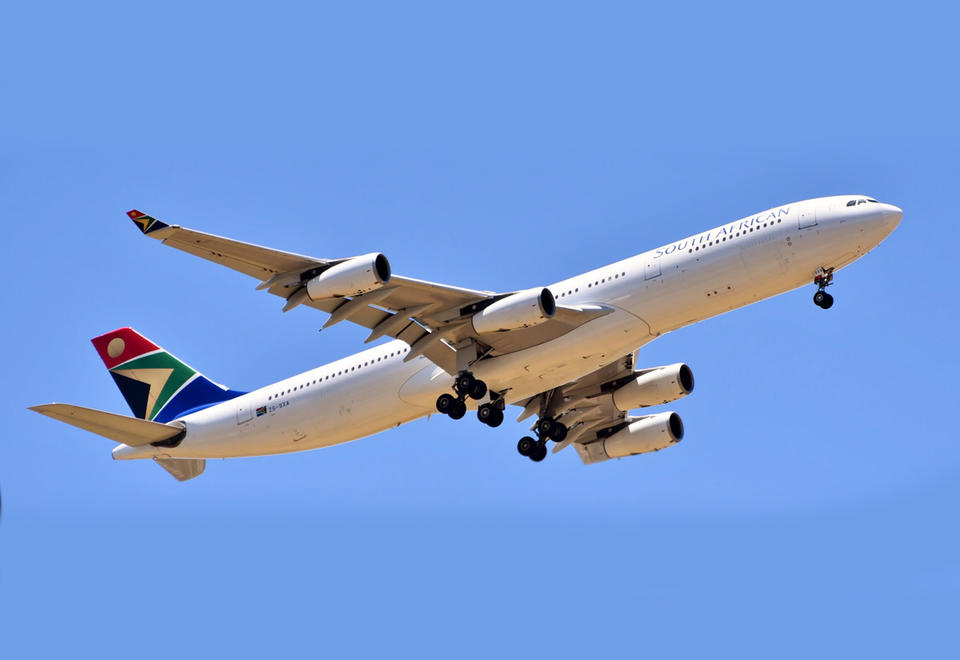 South Africa unions threaten to 'shut down' aviation sector