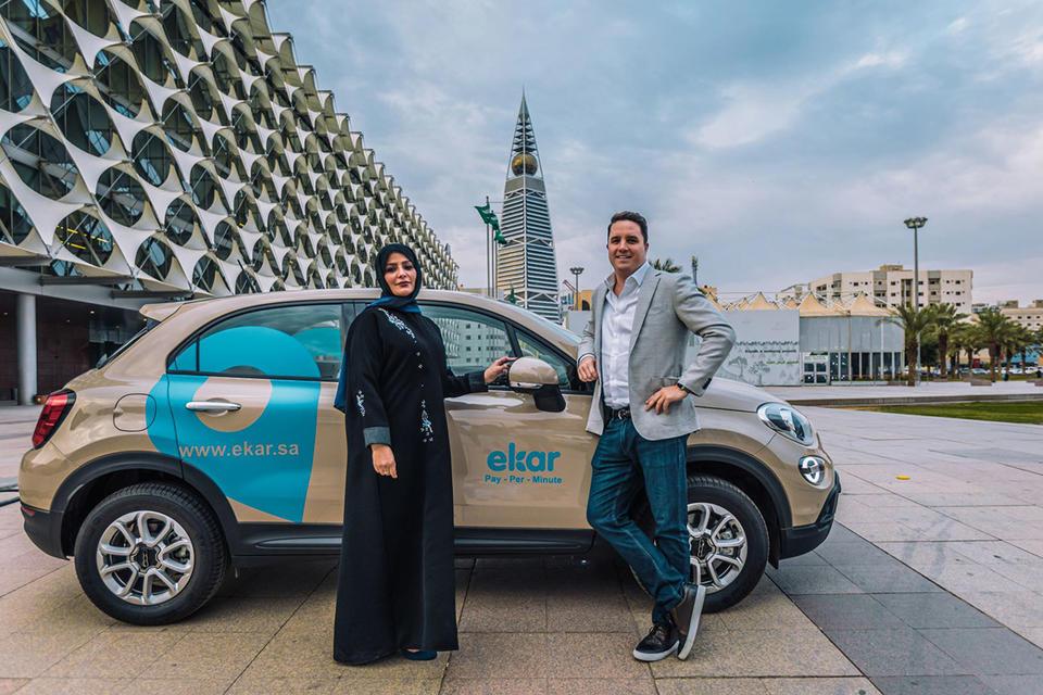 Carshare operator Ekar drives expansion into Saudi Arabia