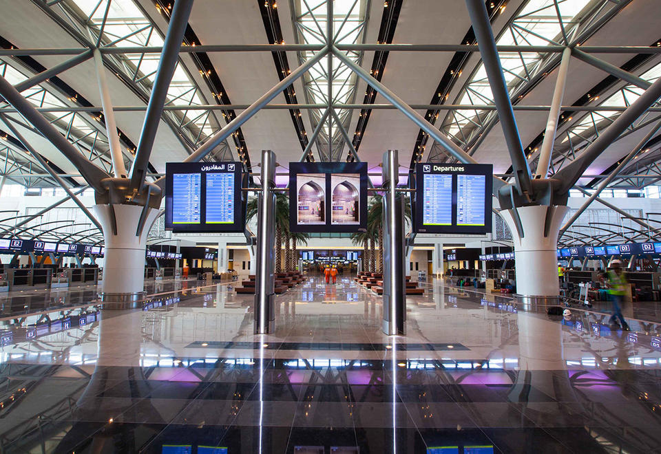 Oman Airports ready for passenger operations