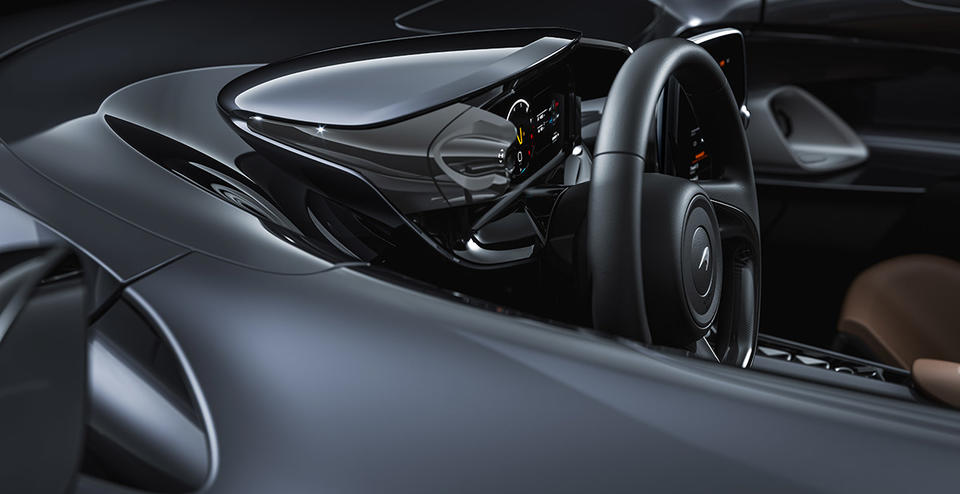 In pictures: McLaren's $1.7 million extreme new roadster Elva