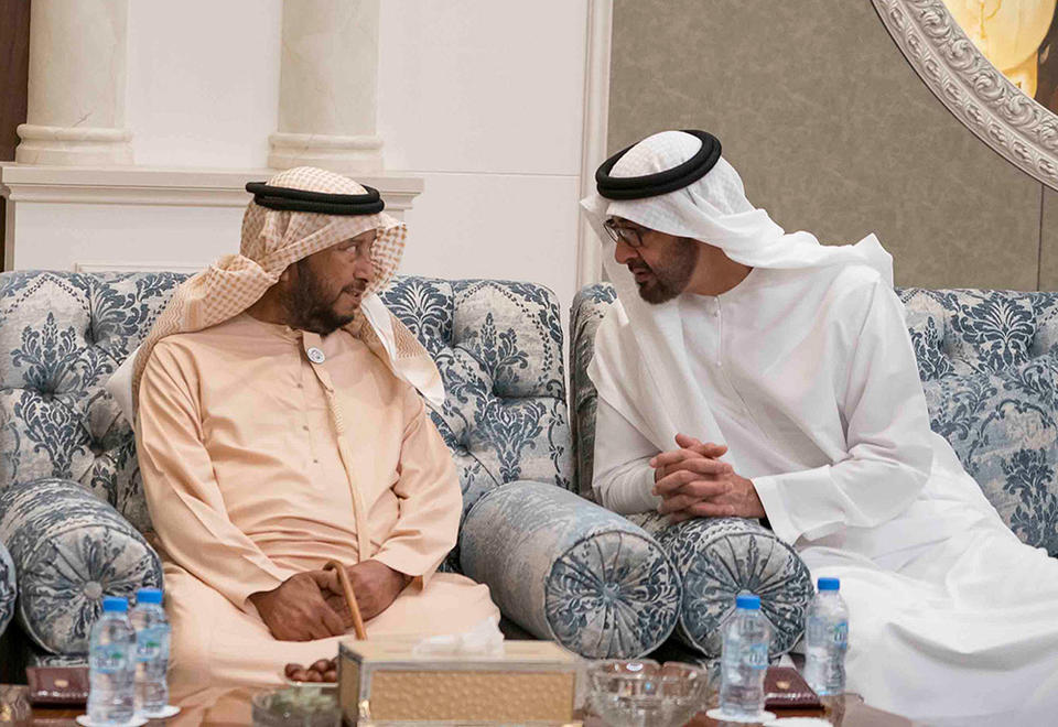Sheikh Sultan bin Zayed Al Nahyan: a life in pictures