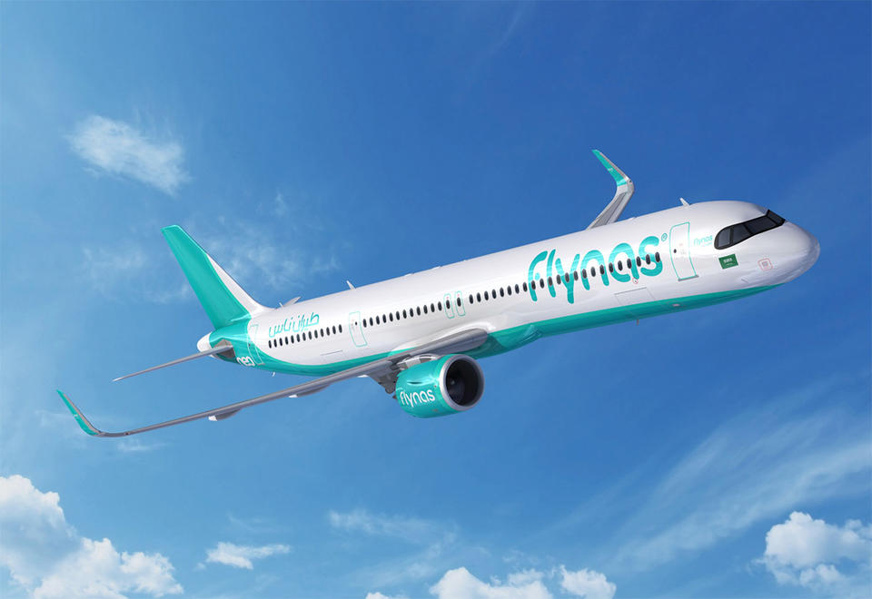 Saudi's Flynas to launch flights to ten new destinations