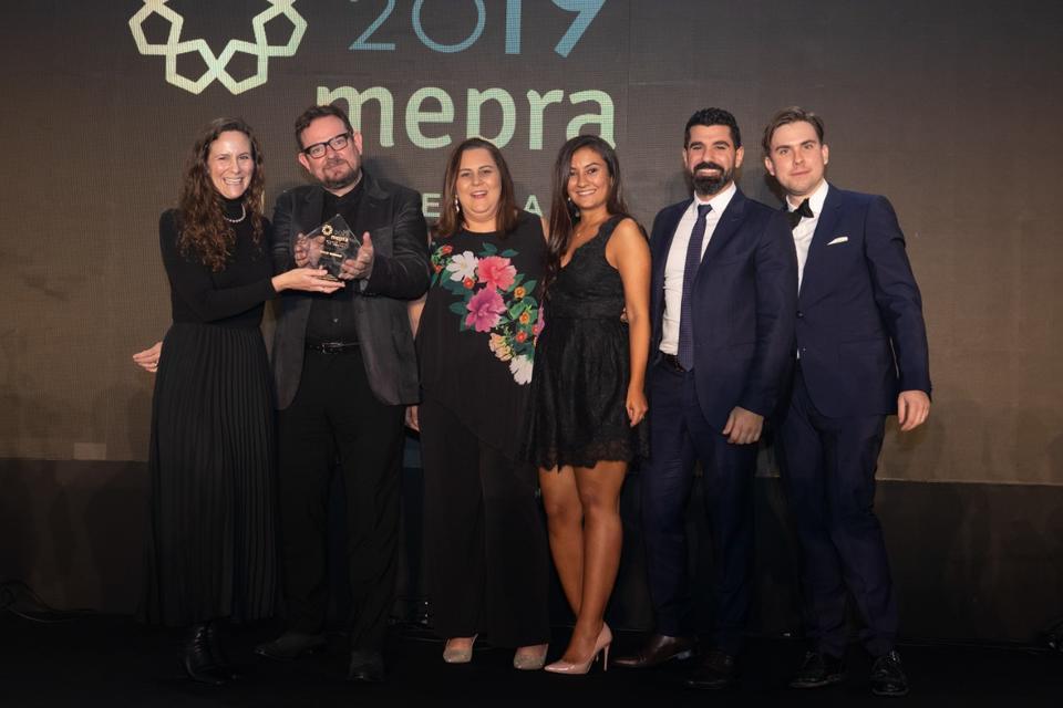 Dubai PR giant wins big with Arab Youth Survey 2019