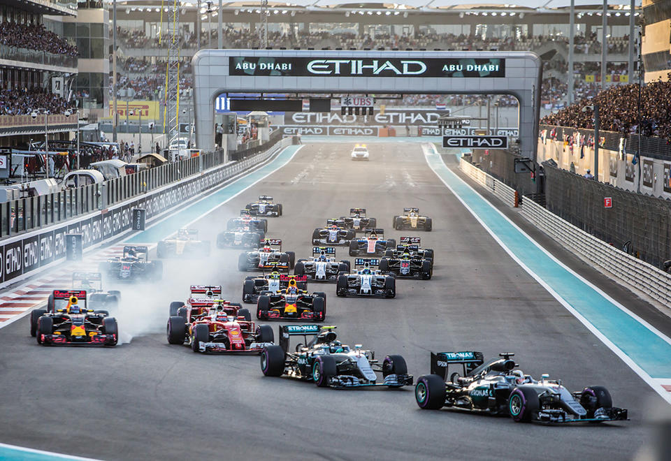 World class events help swell Abu Dhabi visitor numbers to record levels