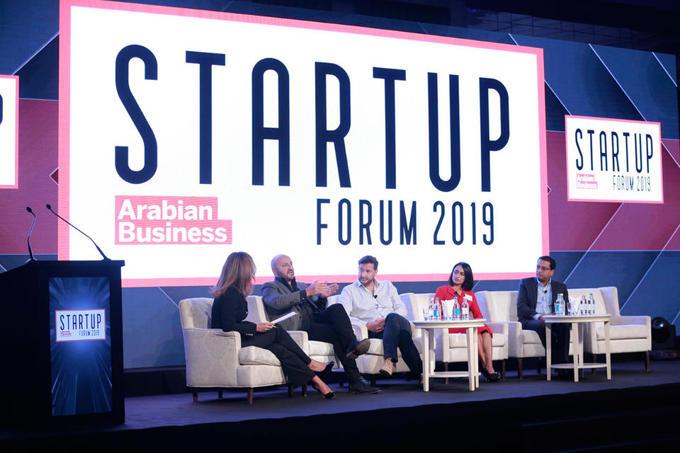 In pictures: Arabian Business Startup Forum 2019
