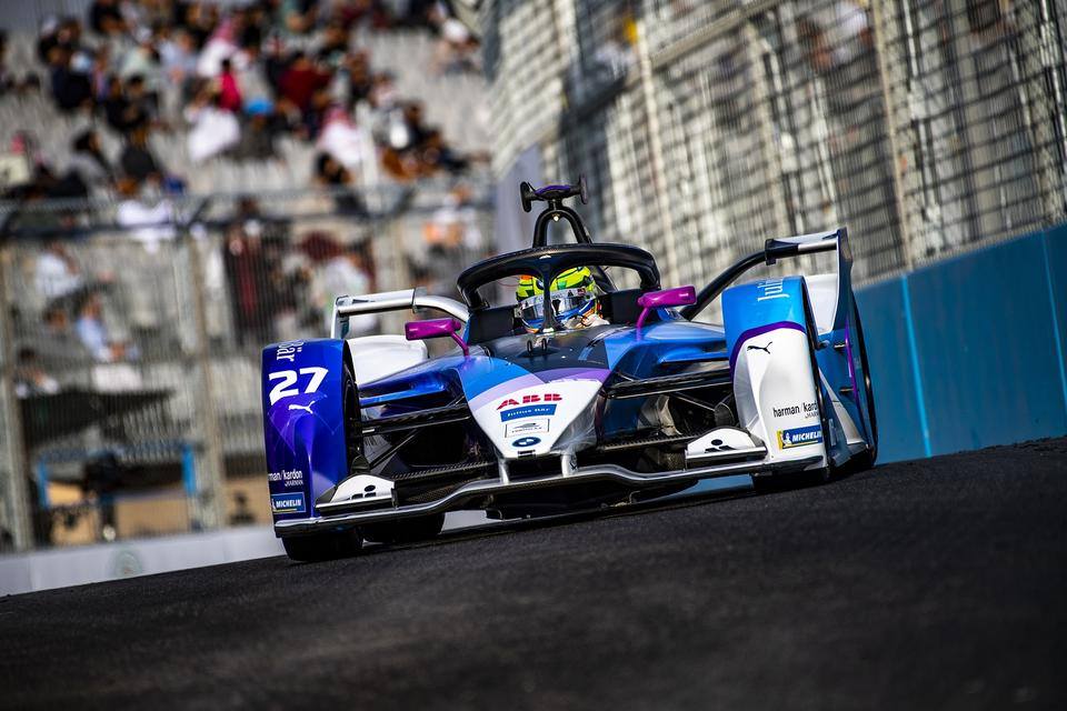 Formula E cars racing at 170 mph are test labs for SUVs