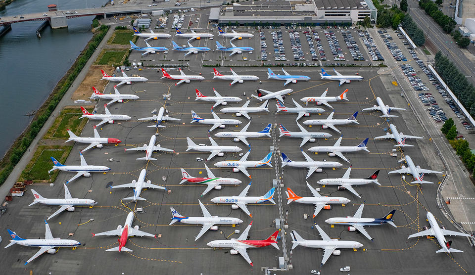 FAA will have final approval on all 737 Max deliveries