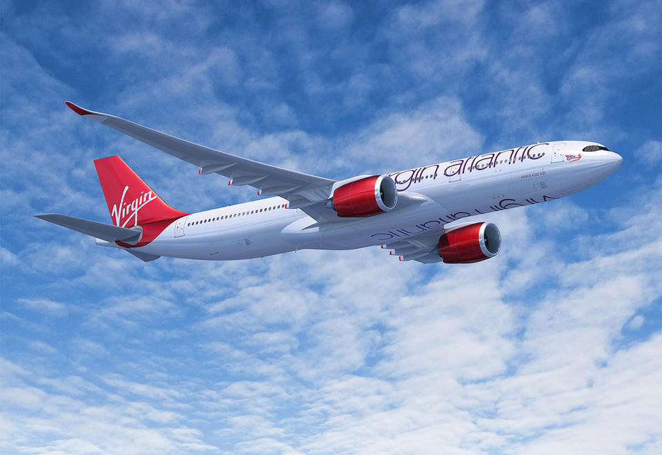 Virgin Atlantic cuts over 3,000 jobs on virus impact